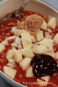 Cookout Worthy Baked Beans