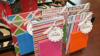 Sticky Note Holders - LOVE THIS! Great for acknowledging teachers/people who go above and beyond!
