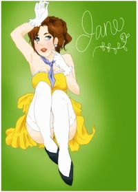 Jane by michA-sAmA.deviantart.com