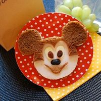 Mickey Sandwich #Disney