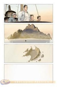 "EXCLUSIVE FIRST LOOK: Millar & Quitely's ""Jupiter's Legacy"" #1 - Comic Book Resources"