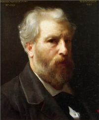Bouguereau self-portrait