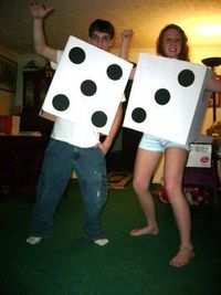 A pair of dice