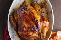 Master Cleanse Chicken - Paleo