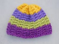 Knitting with Schnapps: Introducing the Circles of Hope Hat