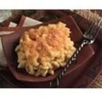 my favorite mac n cheese dish. i make this for every bbq gathering...never any left!