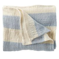518603 Blanket Lightly Striped BL V1