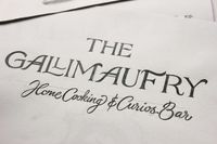 "|| The Gallimaufry :: by Ged Palmer :: via Behance. The double ""L""s"
