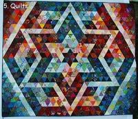 Nice star quilt