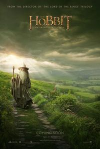 The Hobbit: An Unexpected Journey...can't wait