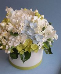 Handcrafted Sugar Flowers �€��€��€� A beautiful bouquet of sugar flowers. �€��€��€� Get inspired