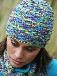 Hacho hat and Scarf -looks easy enough...