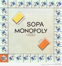 SOPA #cartoon