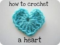 Little Crochet Heart | AllFreeCrochet.com